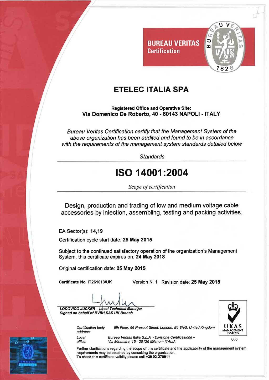 ETELEC-ITALIA-SPA---ISO-14001