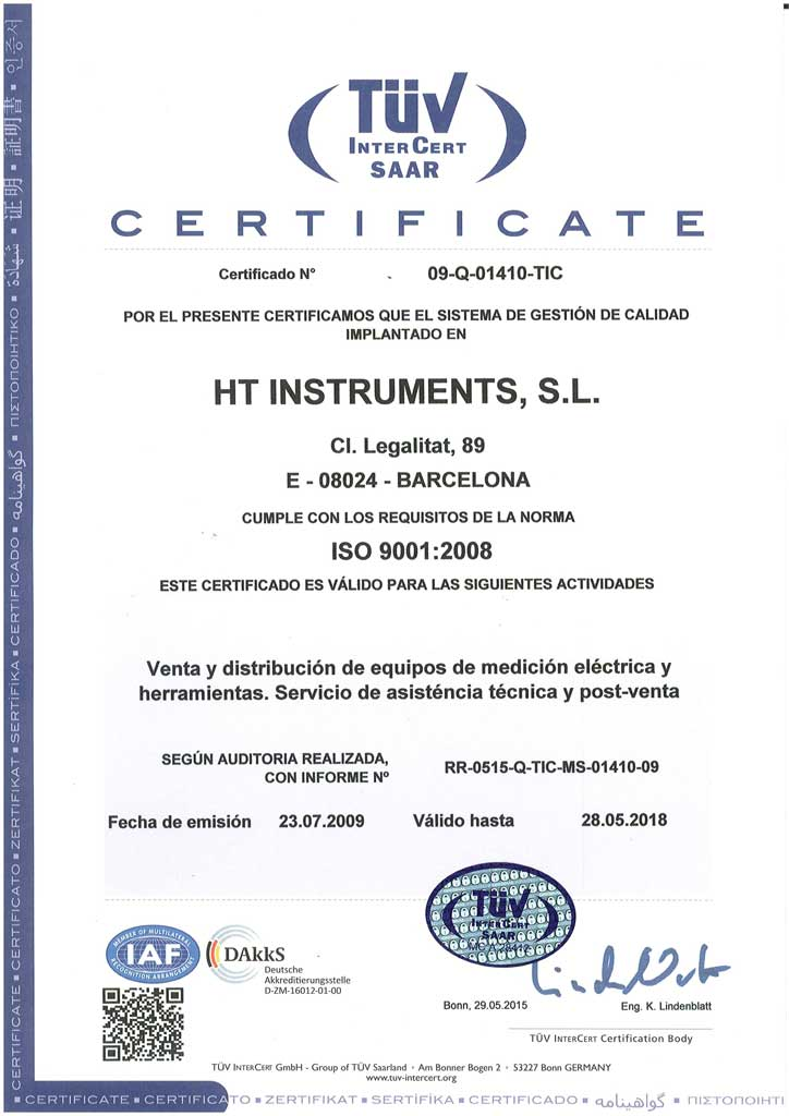 ISO9001-2018_HT-INSTRUMENTS