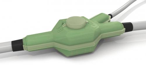 Submarine B green